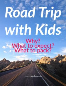 Road Trip Tips – Taking a Road Trip with a Baby or Toddler