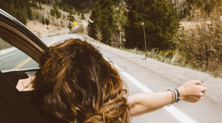 Taking a Road Trip Across the US as a Single Woman