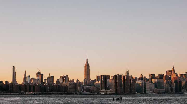 best US cities to visit in summer | new york city skyline
